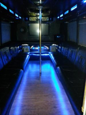 Lady in a Limo LLL | Seattle, WA | Party Bus | Photo #4