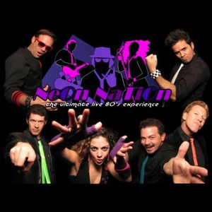 Lander 80s Band | Neon Nation - The Ultimate Live 80s Experience