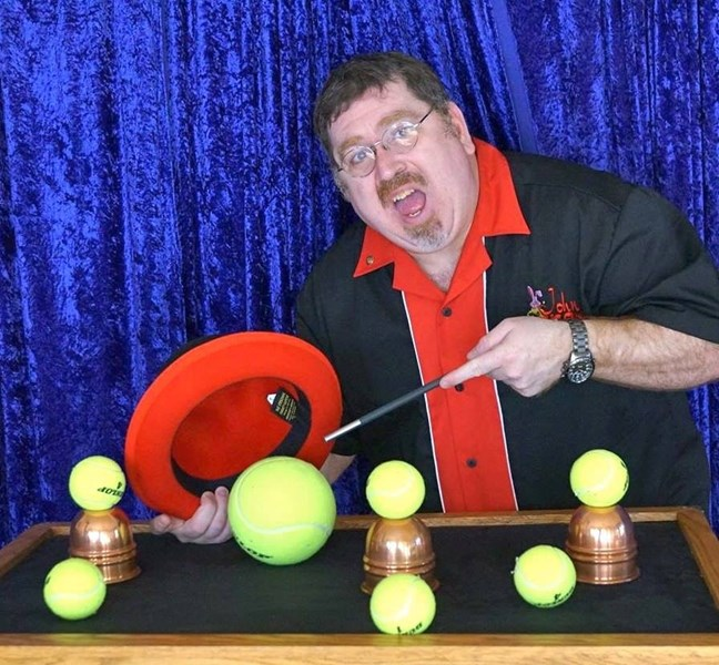 John the Magic Guy - Comedy Magician - Graham, WA