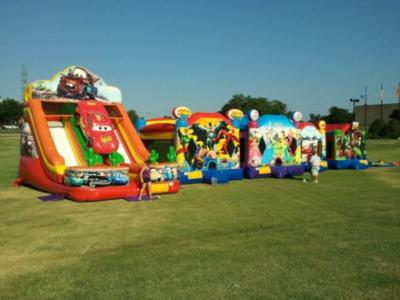 Just Gotta Jump | Tulsa, OK | Party Inflatables | Photo #4