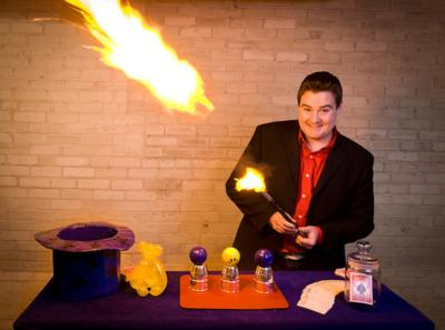 Alex Jay Hamm | Winnipeg, MB | Magician | Photo #2