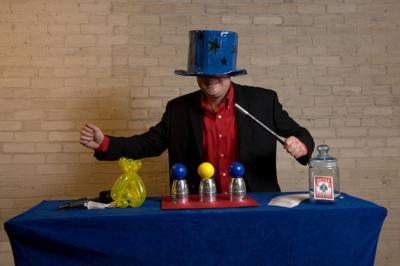 Alex Jay Hamm | Winnipeg, MB | Magician | Photo #6