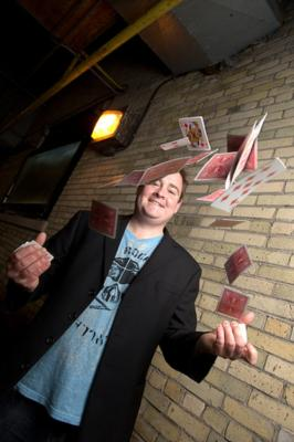 Alex Jay Hamm | Winnipeg, MB | Magician | Photo #5