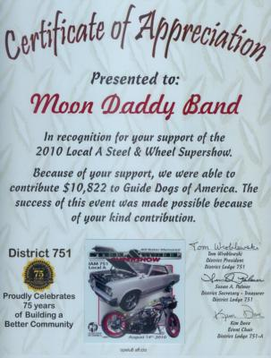 Moon Daddy Band | Seattle, WA | Classic Rock Band | Photo #19
