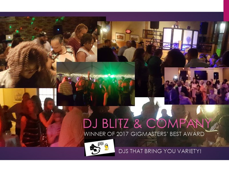 DJ BLITZ & Company - Party DJ - Burlington, NJ