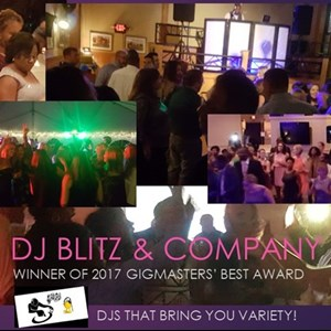 Burlington, NJ Party DJ | DJ BLITZ & Company