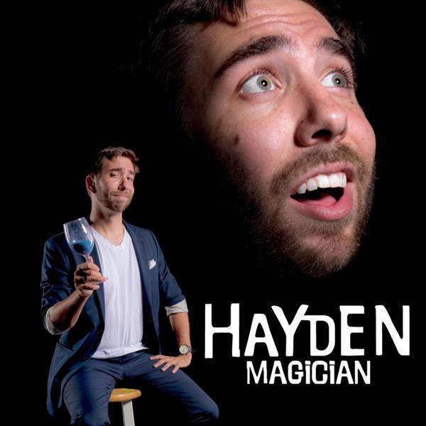 Hayden - Magician - New York City, NY