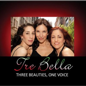 Tre Bella: Three Part Harmony Girl Group Track Act - Cover Band - New York, NY