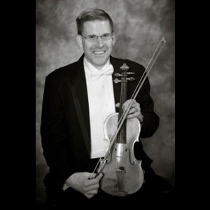 Cedar Rapids, IA Violinist | Mike Hall