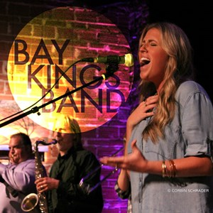 Kings Bay Jazz Musician | Bay Kings Band
