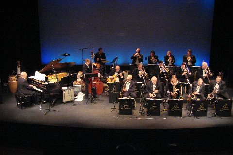 The Jazz Lobster Big Band Sound (3-18 Pieces) - Big Band - Monmouth Junction, NJ