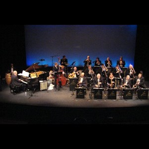 Thompson Big Band | The Jazz Lobster Big Band Sound (3-18 Pieces)