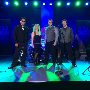 Ocean Shores 60s Band | Soul Siren