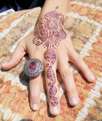 Henna Creation By Alapi | Union City, CA | Henna Artist | Photo #8