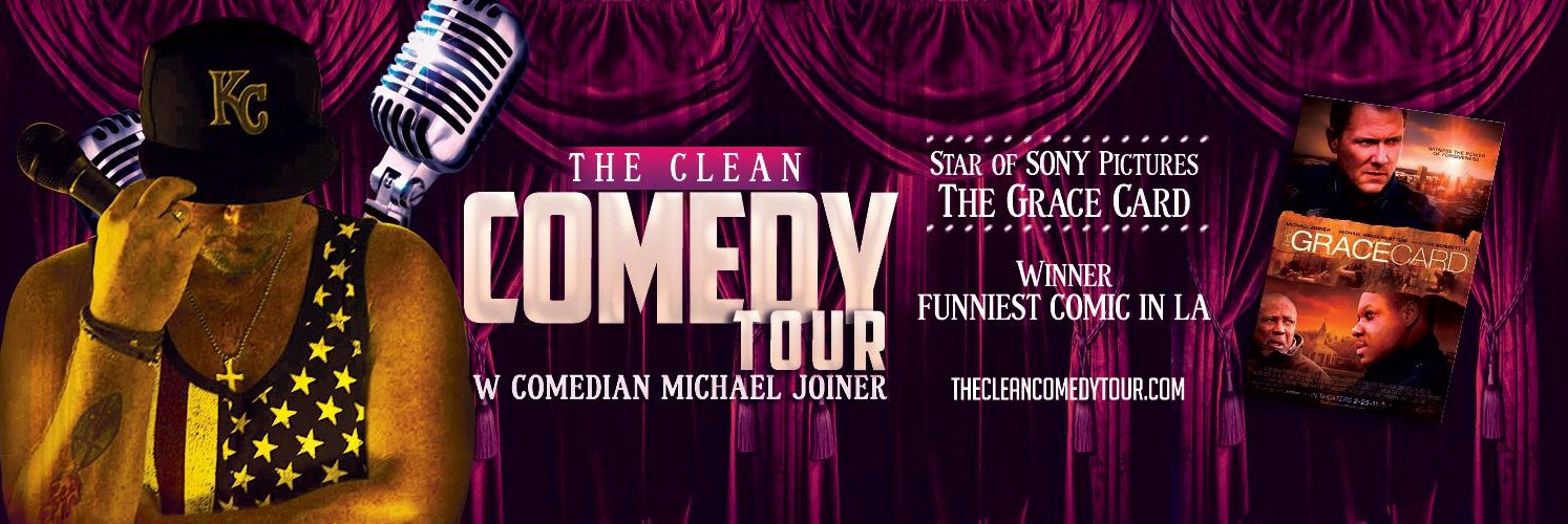 Comedian Michael Joiner - Clean Comedian - Independence, MO
