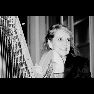 Bend Harpist | Margaret Atkinson -  4 The Dallas Strings