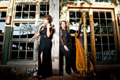 Margaret Atkinson -  4 The Dallas Strings | Dallas, TX | Harp | Photo #3