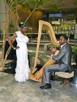 Margaret Atkinson -  4 The Dallas Strings | Dallas, TX | Harp | Photo #16