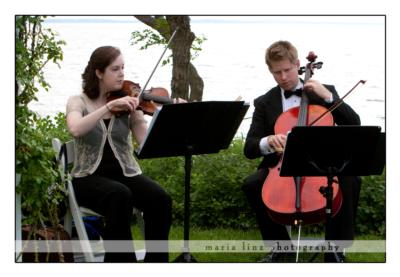 Tea-Time Serenade | Ashburn, VA | Pop String Quartet | Photo #7