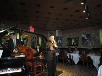 Jazz Vocalist, David Coss | Brooklyn, NY | Jazz Band | Photo #4