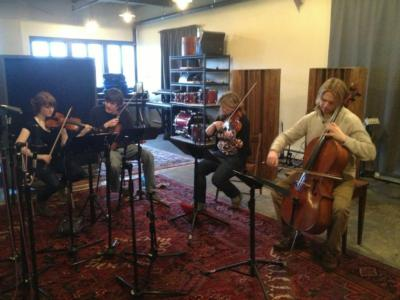 Videri String Quartet | Boston, MA | Classical String Quartet | Photo #6