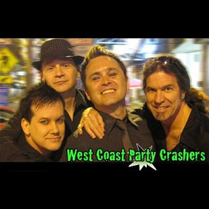 West Coast Party Crashers - Dance Band - Huntington Beach, CA