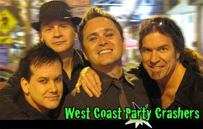 West Coast Party Crashers | Huntington Beach, CA | Dance Band | Photo #1