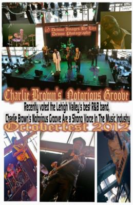 Charlie Brown's Notorious Groove | Allentown, PA | R&B Band | Photo #11