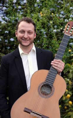 Adam Cotton ::: Classical Guitarist | Los Angeles, CA | Classical Guitar | Photo #1