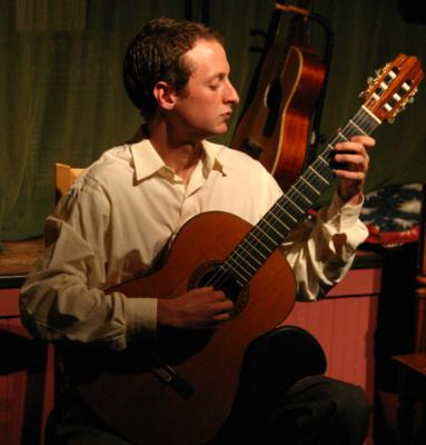 Adam Cotton ::: Classical Guitarist | Los Angeles, CA | Classical Guitar | Photo #7