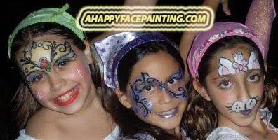 A Happy Face Painting