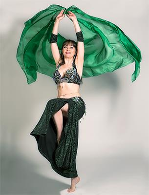 A'isha - bellydance and hula | Kansas City, KS | Belly Dancer | Photo #9