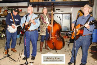 Ashby Run | Winchester, VA | Bluegrass Band | Photo #5