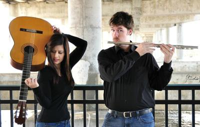 Galestro-Smith Duo | Akron, OH | Classical Duo | Photo #17