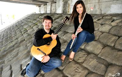Galestro-Smith Duo | Akron, OH | Classical Duo | Photo #13