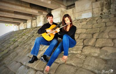 Galestro-Smith Duo | Akron, OH | Classical Duo | Photo #15