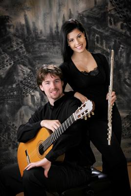 Galestro-Smith Duo | Akron, OH | Classical Duo | Photo #11