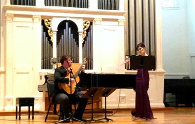 Galestro-Smith Duo | Akron, OH | Classical Duo | Photo #12
