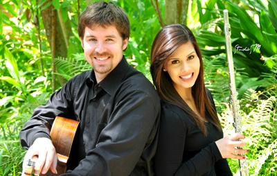 Galestro-Smith Duo | Akron, OH | Classical Duo | Photo #2