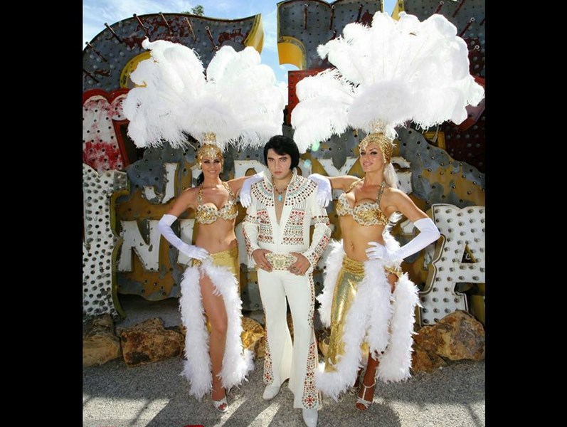 Las Vegas Elvis Impersonators - Elvis Impersonator - Las Vegas, NV