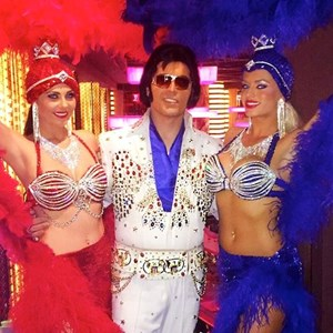 Traver Elvis Impersonator | Las Vegas Elvis Impersonators