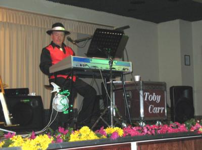 Toby Carr/ One Man Band | Blythe, CA | One Man Band | Photo #1