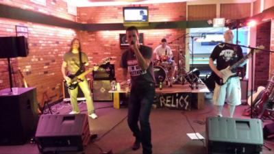 Stone Relics | Hickory, NC | Rock Band | Photo #2
