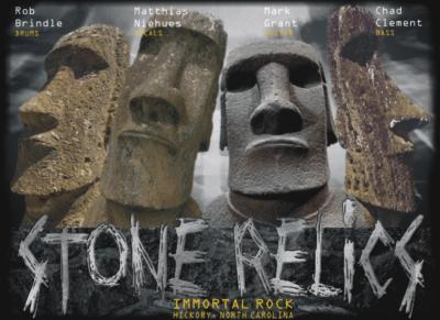 Stone Relics | Hickory, NC | Rock Band | Photo #1
