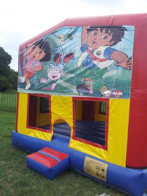 Carnival Party Rentals | Randallstown, MD | Moonbounce | Photo #14