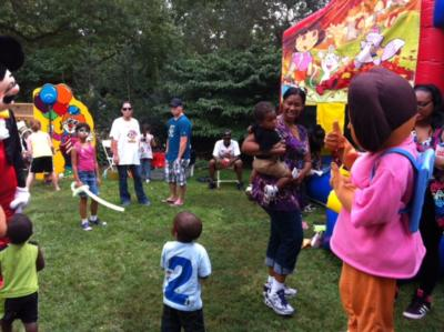 Carnival Party Rentals | Randallstown, MD | Moonbounce | Photo #7