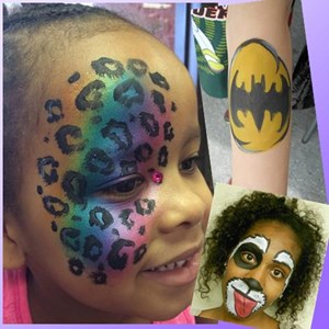 West Point Face Painter | Dreams for Littles