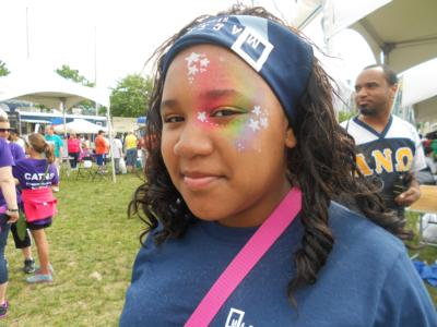 Dreams for Littles | Baltimore, MD | Face Painting | Photo #2