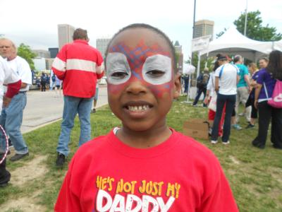 Dreams for Littles | Baltimore, MD | Face Painting | Photo #11