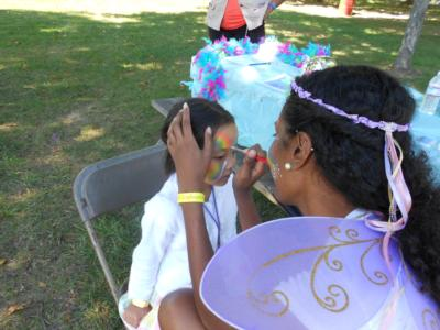 Dreams for Littles | Baltimore, MD | Face Painting | Photo #12